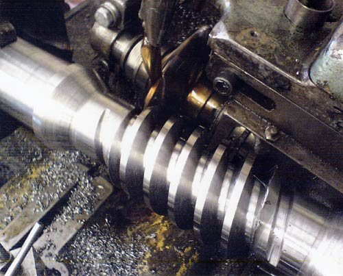 Gear Cutting Specialists In Scotland Precision